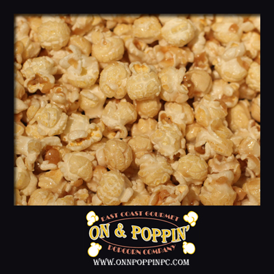 Nut Flavored Popcorn