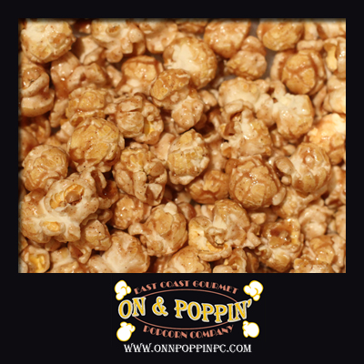 Apple Pie Flavored Popcorn