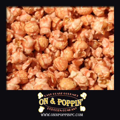 Bubble Gum Flavored Popcorn
