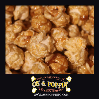 Butterscotch Flavored Popcorn