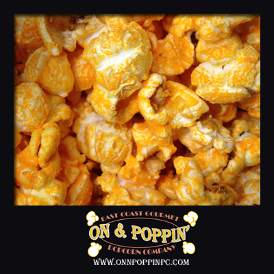 Cheese Flavored Popcorn