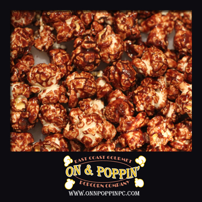 Chocolate Flavored Popcorn