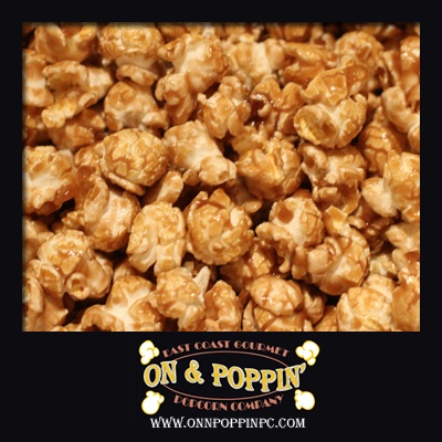 Coffee Flavored Popcorn