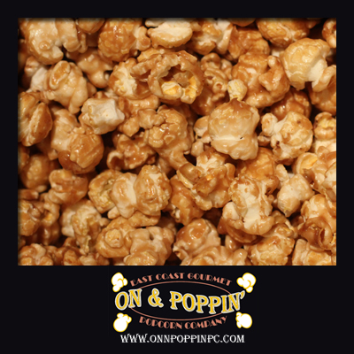 Peanut Butter Flavored Gourmet Popcorn