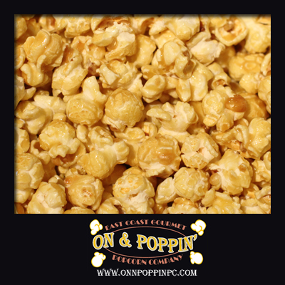 Pineapple Flavored Popcorn