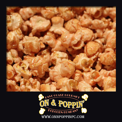Strawberry Flavored Popcorn